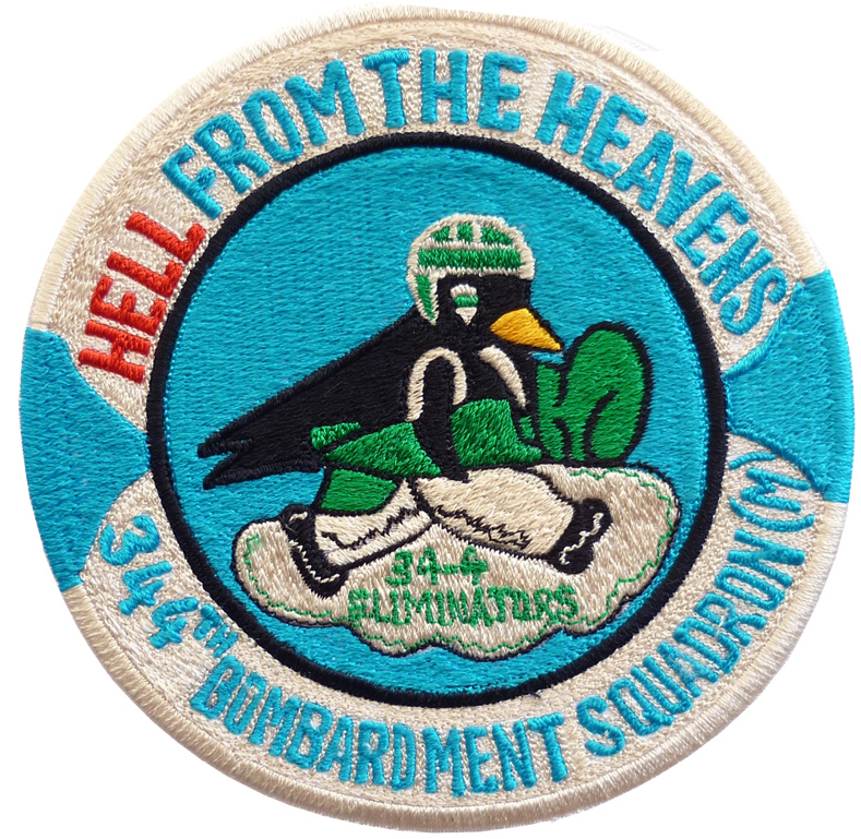 Fighter Squadrons 471-490 - Erics USAF patches